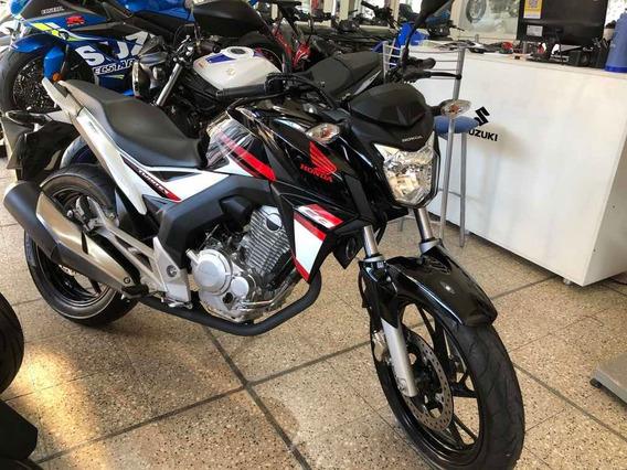 Honda Cbx 250 Twister 2018 Negro