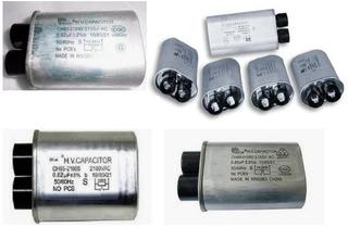 Capacitor De Microondas