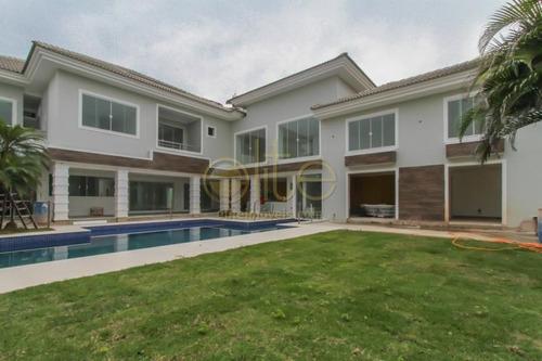 Casas A Venda No Condominio Mansões Barra Da Tijuca - 71546