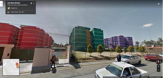 Departamento Bien Ubicado Adjudicado En Haciendas De Independencia Toluca