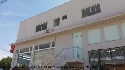 Ponto Comercial Para Locação Em Sorocaba, Pq. São Bento, 1 Banheiro - Loc-438