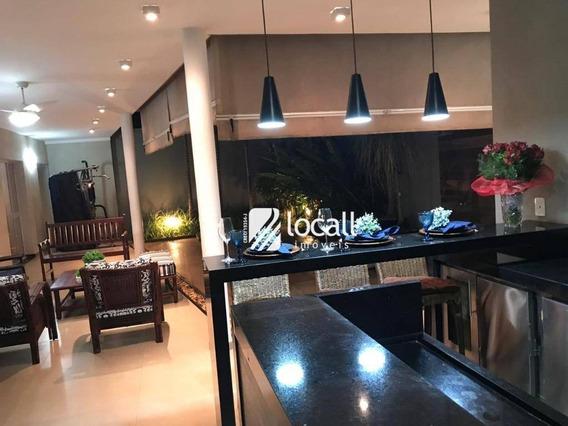 Casa Para Alugar, 240 M² Por R$ 4.000,00/mês - Jardim Tarraf - São José Do Rio Preto/sp - Ca2056