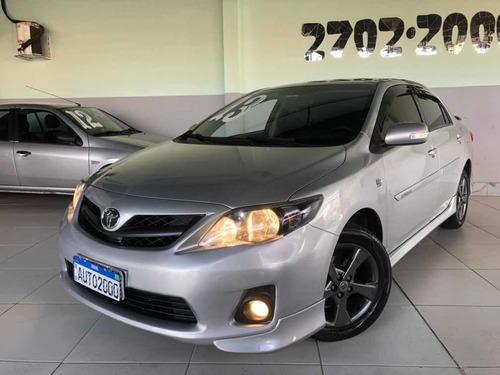 Toyota Corolla 2013 2.0 16v Xrs Flex Aut. 4p Top De Linha