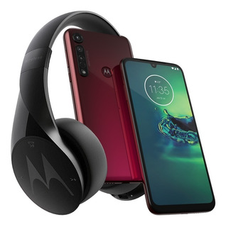 Celular Motorola Moto G8 Plus + Regalo Audífonos