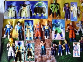 Dragon Ball Z Muñecos 2, Por Unidad!!, Leer Todo!