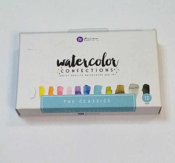 Acuarela Prima Marketing Colores Clásicos