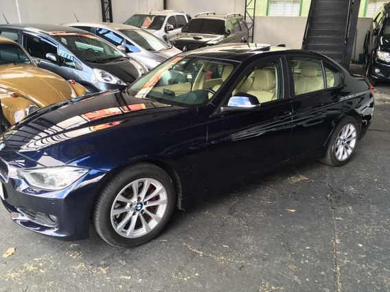 Bmw 328 I Gp 2.0 Turbo 245cv 2014 Azul Revisada