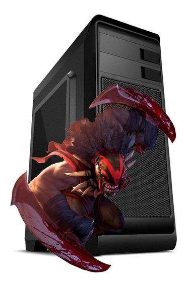 Pc Gamer Instinct Core I5 4ª, 8gb Ram, Hd 500gb,gtx 1660 6gb