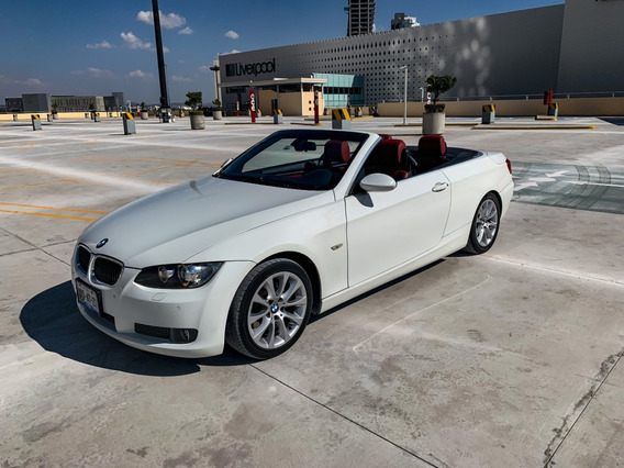 Bmw Serie 3 2008 335 Cabriolet Convertible