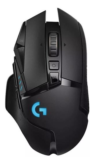 Mouse Logitech Proteus Spectrum G502 Preto - Original