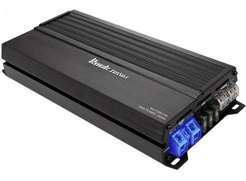 Imagen 1 de 3 de Amplificador Mini Mono Auto 2800w Rock Series Rks-p1000.1dm