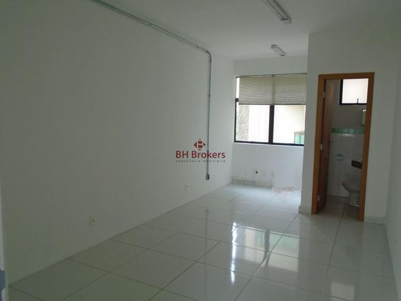 Excelente Sala Para Alugar Com 21m² Aproximadamente Por R$1.100,00 - 19155