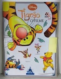 O Tigrão O Filme - Em Quadrinho Disney