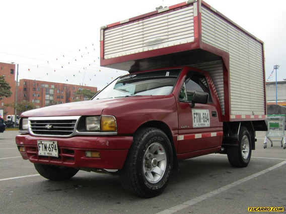 Chevrolet Luv Tfr 2.3 Mt