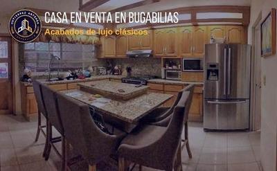 Casa En Venta En Bugambilias