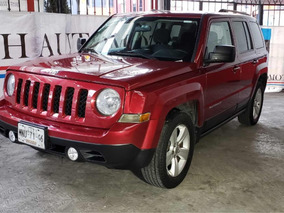 Jeep Patriot 2.4 Sport Cvt 4x2 Mt 2013