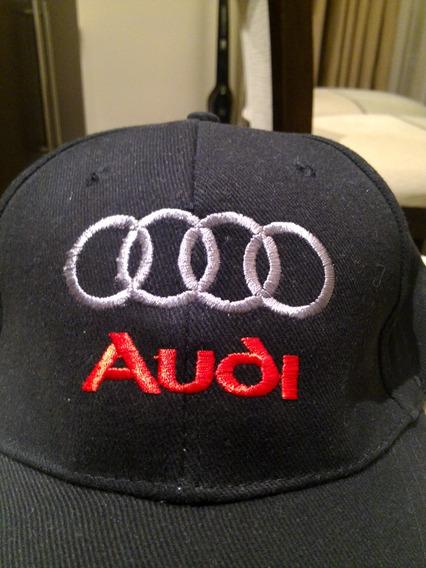 Audi - Boné - Estampa Bordado - Tam. Ajustável - Novo