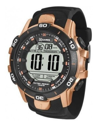 Relógio X-games Xmppd413 Bxpx - Ótica Prigol
