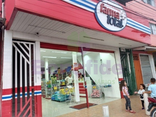 Imagem 1 de 9 de Salão Comercial, Avenida Pacaembu, Várzea Paulista - Sl08158 - 69569862