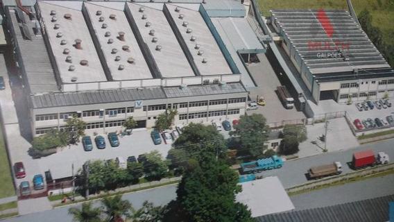Galpão Industrial Para Locação, Tamboré, Barueri. - Ga0238 - Ga0238