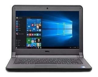 Notebook Dell Latitude / Ssd + 16gb Ram / W10 Pro 13i3 Cuota