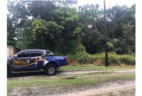 Terreno De Chácara Escriturado Em Itanhaém Litoral Sul De Sp