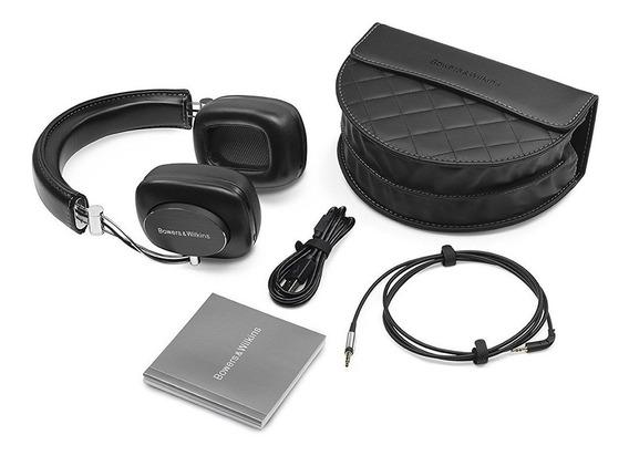Bowers & Wilkins P7 Fone Bluetooth Aptx Wireless Bateria 17h