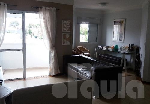 Imagem 1 de 14 de Apartamento Impecável Em Santo André Jardim Bela Vista Com 9 - 1033-9329