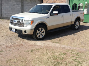 Ford Lobo 5.4 Lariat Cabina Doble 4x4 Mt