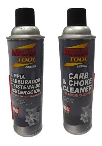 Limpia Carburador Cuerpo Aceleracion Sq (2 Und)