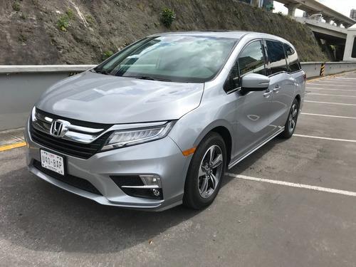 Imagen 1 de 15 de Honda Odyssey Touring Limited 2019 (full Equipo, Impecable)