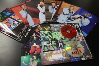 Backstreet Boys Blu-ray In A World Like This Japan Tour 2013