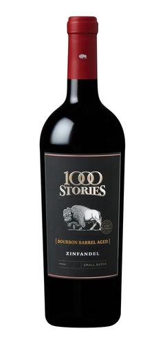 1000 Stories Vino Tinto Zinfandel 750 Ml
