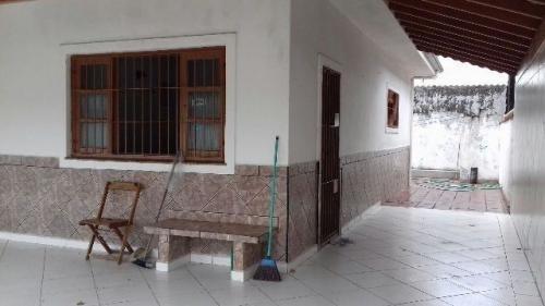 Imagem 1 de 12 de Excelente Casa À Venda No Belas Artes - Itanhaém 2260 A.c.m