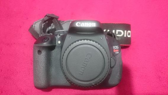 Câmera Canon T3i (perfeito Estado)