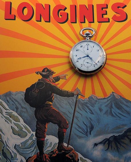 Relógio Longines Cronógrafo 18.72 De Museu - Maravilhoso