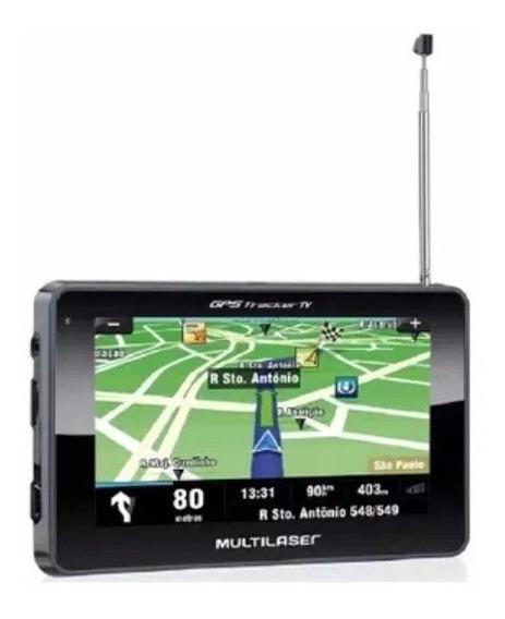 Gps Multilaser Tracker 4.3 Polegadas + Tv Digital