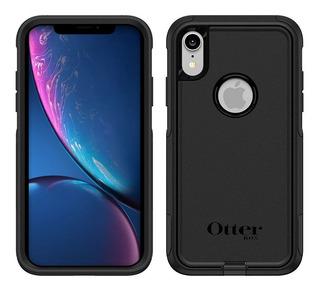 Funda Otterbox Commuter Uso Rudo iPhone X Xr Xsmax 8 7 6 Plus