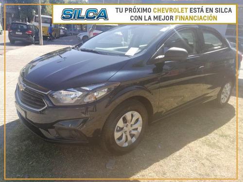 Chevrolet Joy Plus 2021 Azul 0km