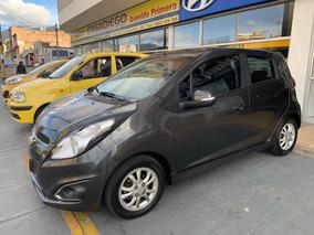 Chevrolet Spark Gt 1.200 Cc Gris Galapago 2014
