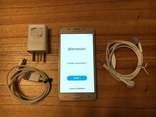 Celular Samsung Galaxy J5 Dorado