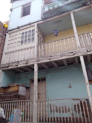 Propiedad Negociable 200m De Terreno Casa Antigua 3 Pisos