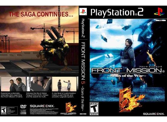 Front Mission Online Playstation 2 - Games no Mercado Livre