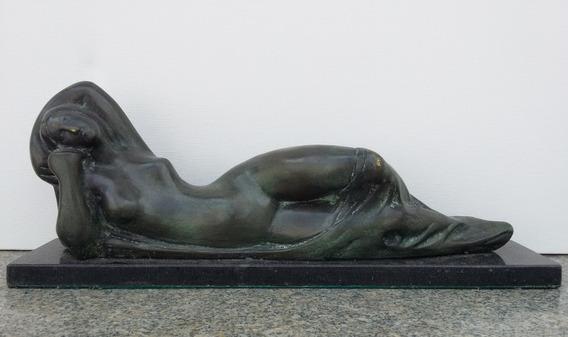Alfredo Ceschiatti - Escultura De Bronze