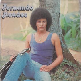 Lp - Fernando Mendes 1977 (menina Do Suburbio)
