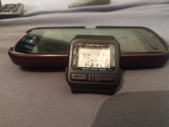 Relógio Casio Databank Original Do Anos 90