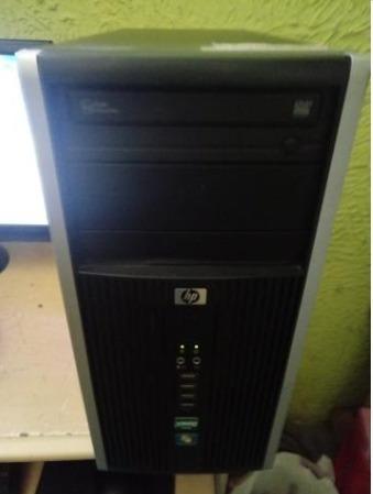 Computador Hp Compaq 6005 - Hd 500, 4gbram,