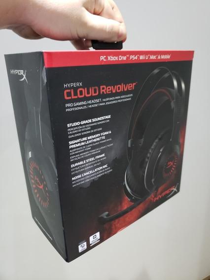 Headset Hyperx Cloud Revolver