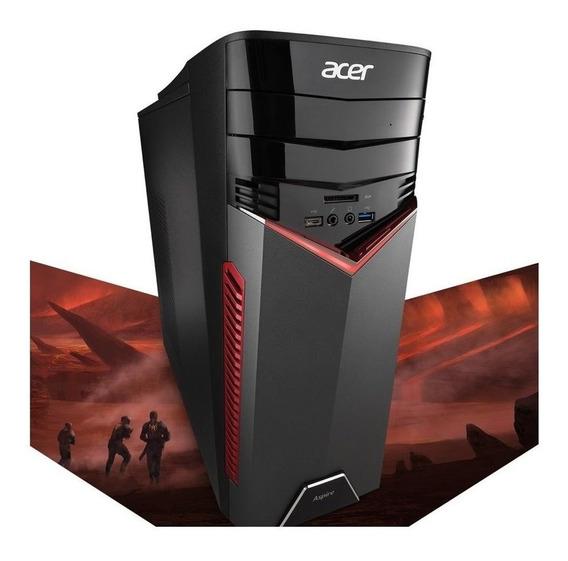 Pc Gamer Acer Gx-783-br13 I7 16gb 1tb Gtx 1060