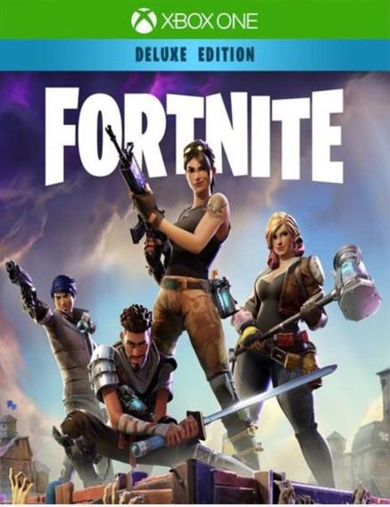 Fortnite - Pacote De Fundador - Xbox - Digital